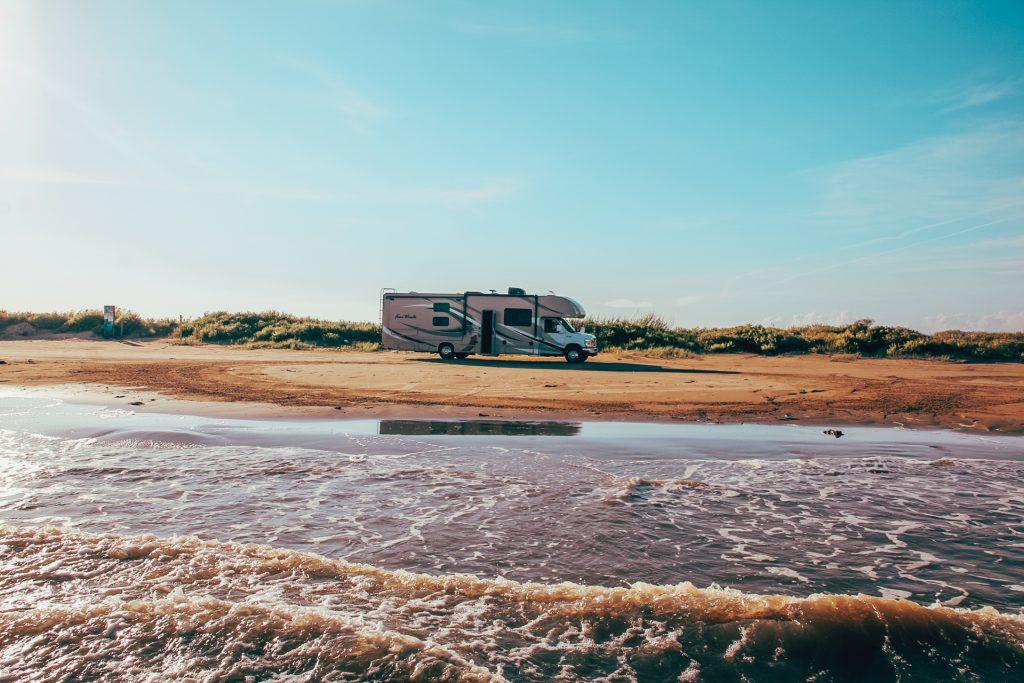 Auto-rulota și Oceanul Atlantic