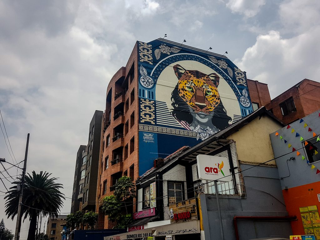 Cjapinero este o zonă mai sigură din Bogota