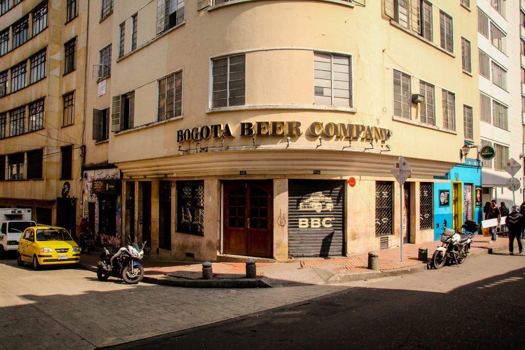 BBC este un producător de bere local.