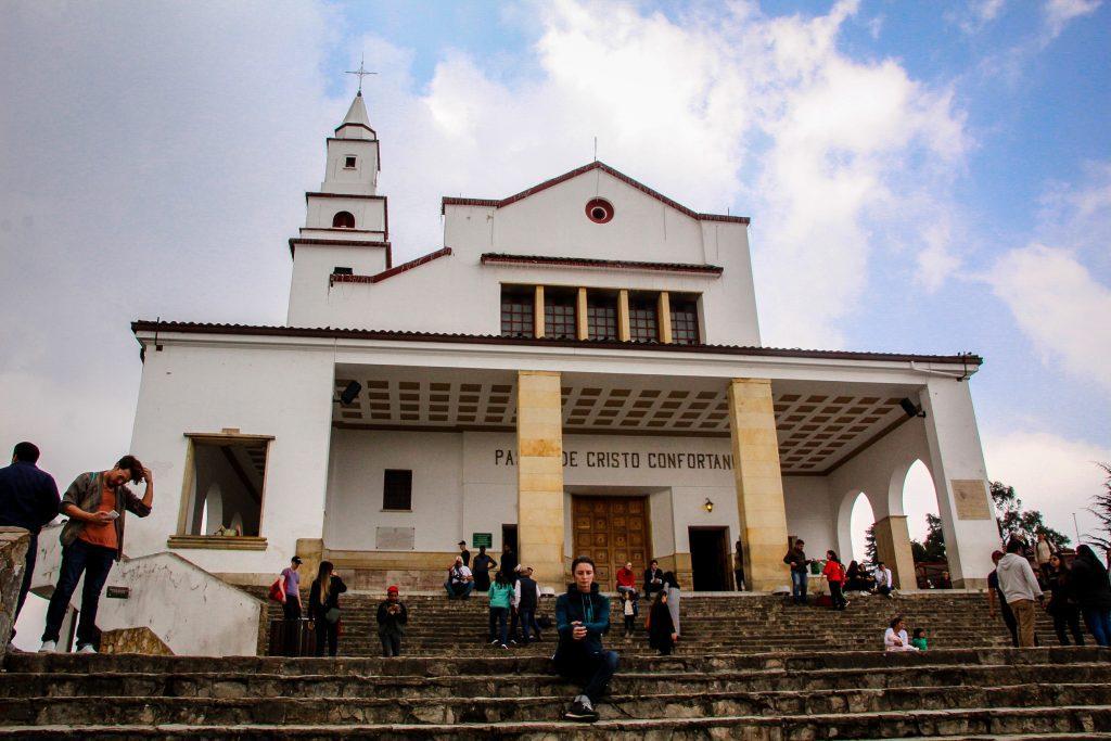 Biserica de pe Cerro de Monserrate