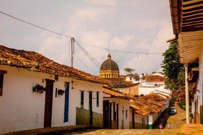 Barichara este cunoscut ca cel mai drăguț oraș din Columbia