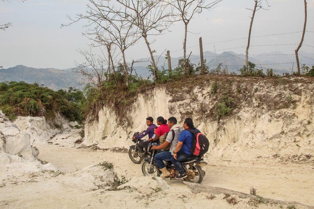 Pe traseul spre Ciudad Perdida