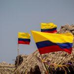 Steagul național simbolizează independența Columbiei față de Spania, obținută în 1810