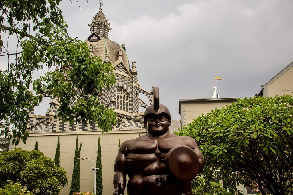 Botero în Medellin