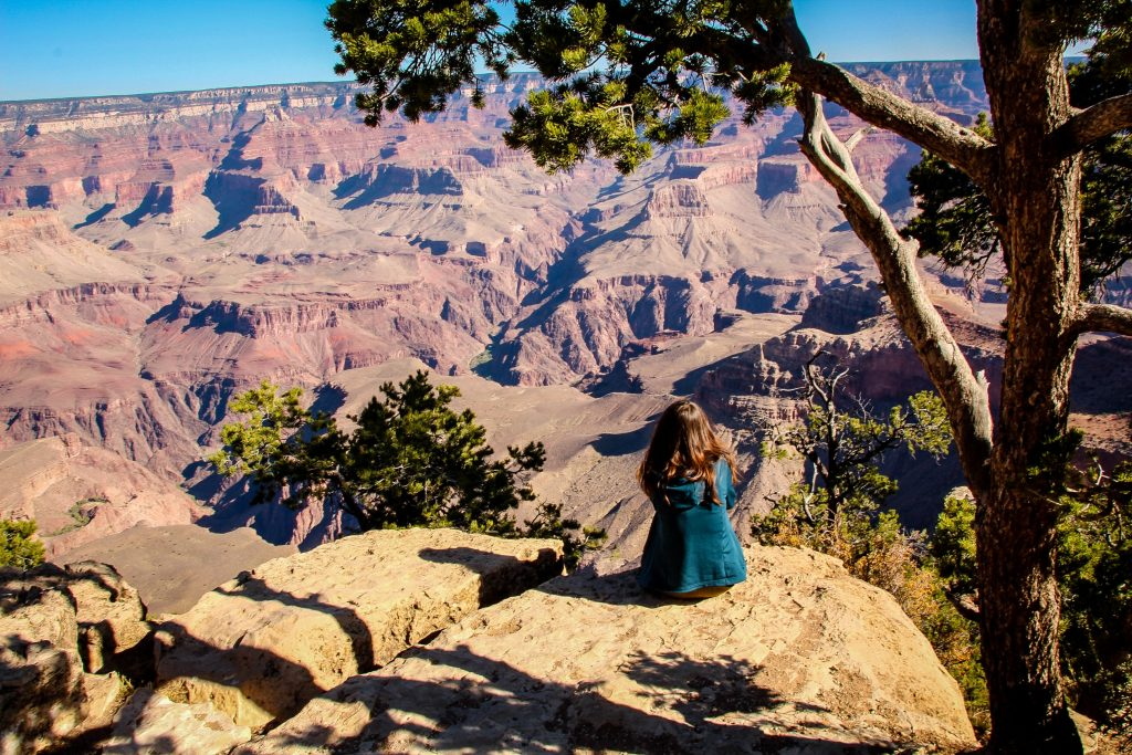 Impresionantul Grand Canyon