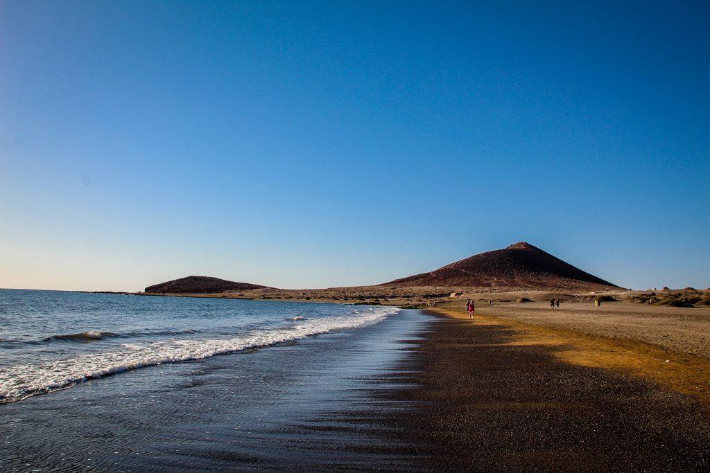 Cea mai întinsă plajă din Tenerife
