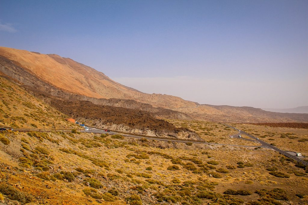 Parque National El Teide