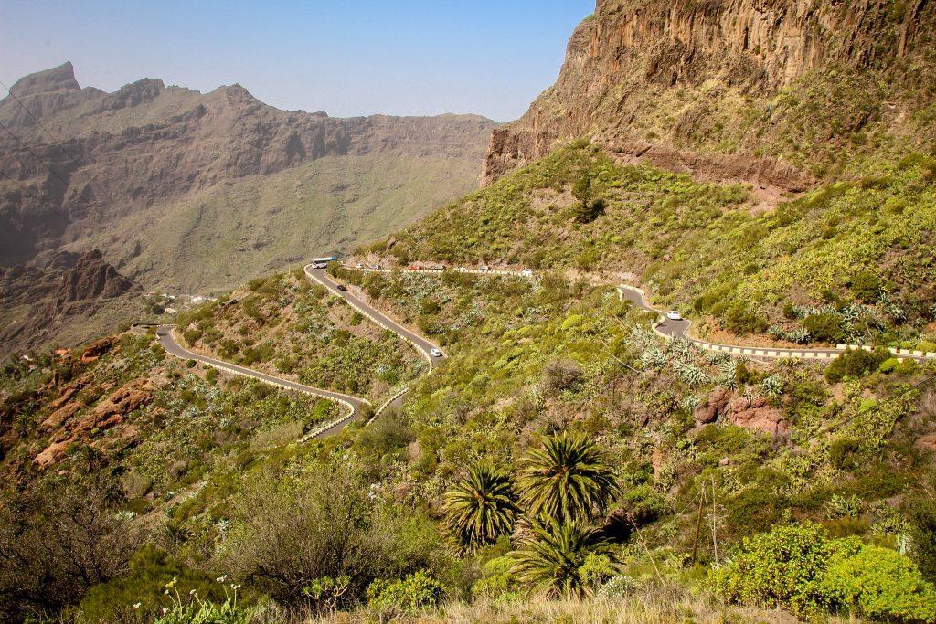 Drumul ce duce la Masca