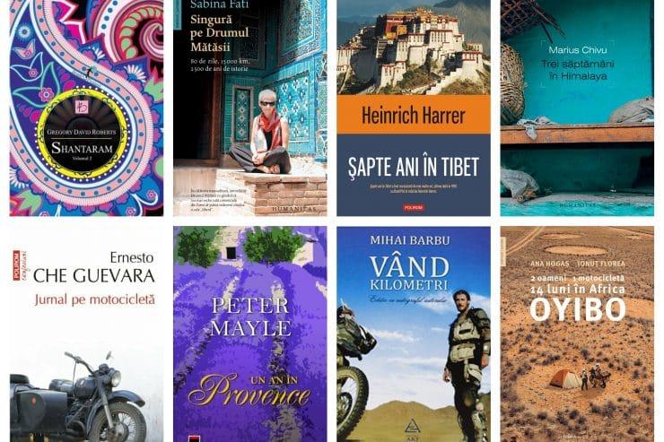 Cele mai frumoase cărți despre călătorii pe care le-am citit