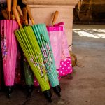 Frumoasele umbrele de la Bo Sang, Thailanda