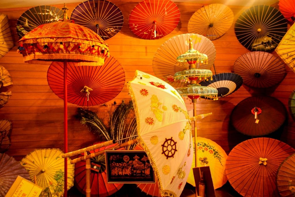 Diverse alte tipuri de umbrele