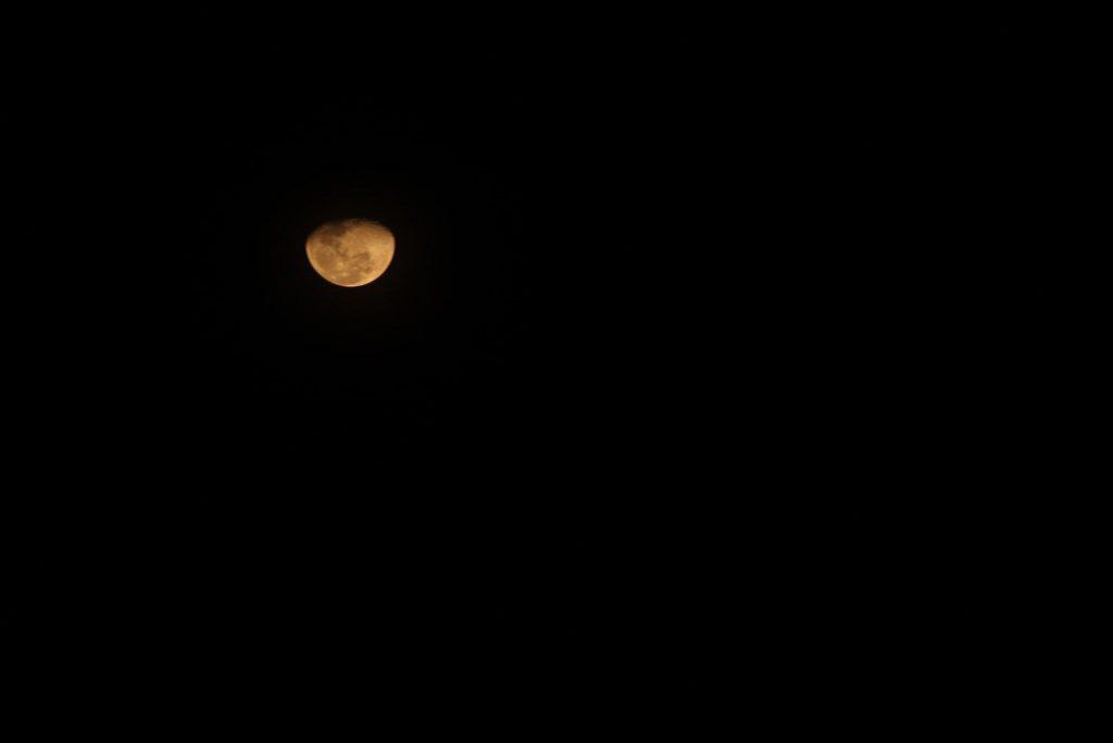 Mândra Lună.