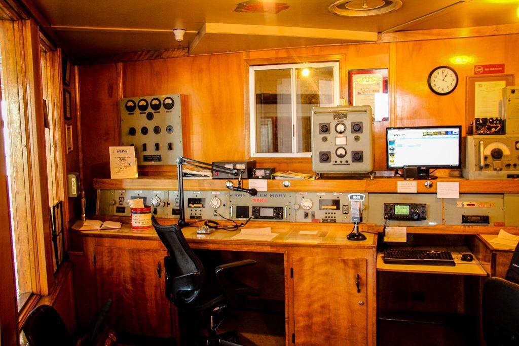 Wireless room