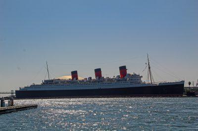 Queen Mary este acum un hotel plutitor