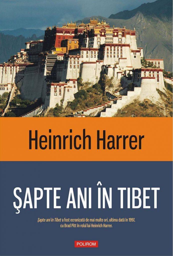 7 ani în Tibet, Heinrich Harrer