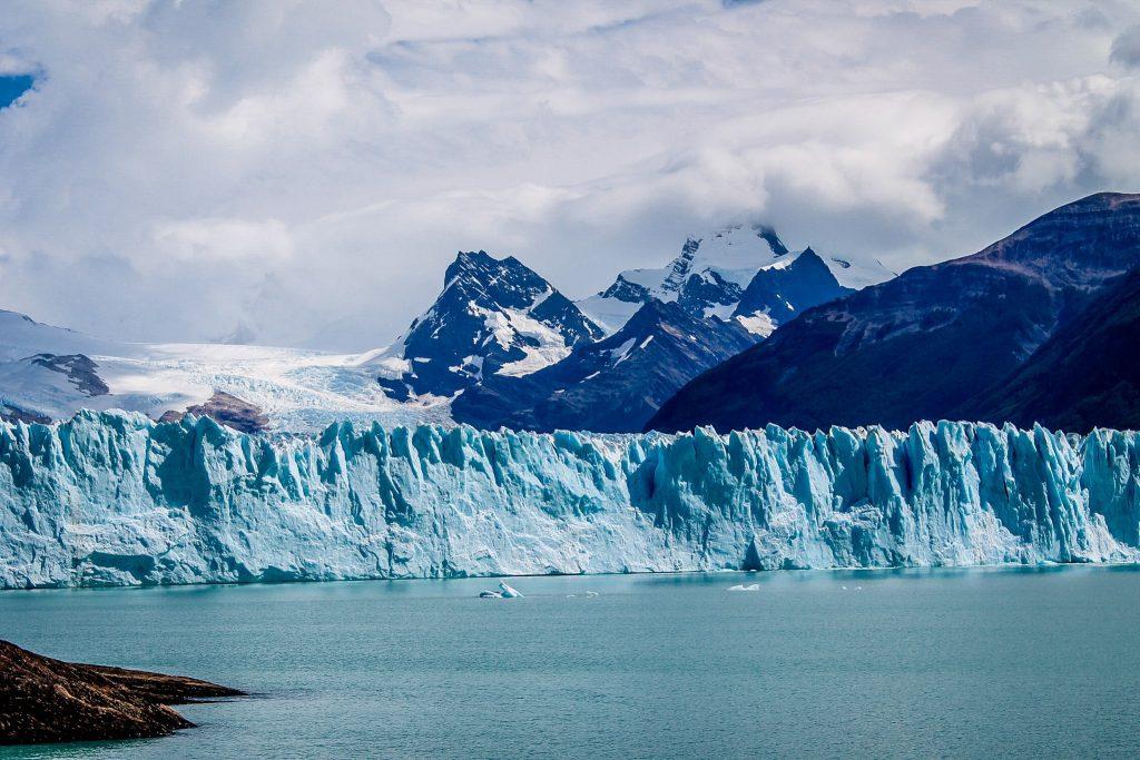 Mărețul Perito Moreno, Argentina