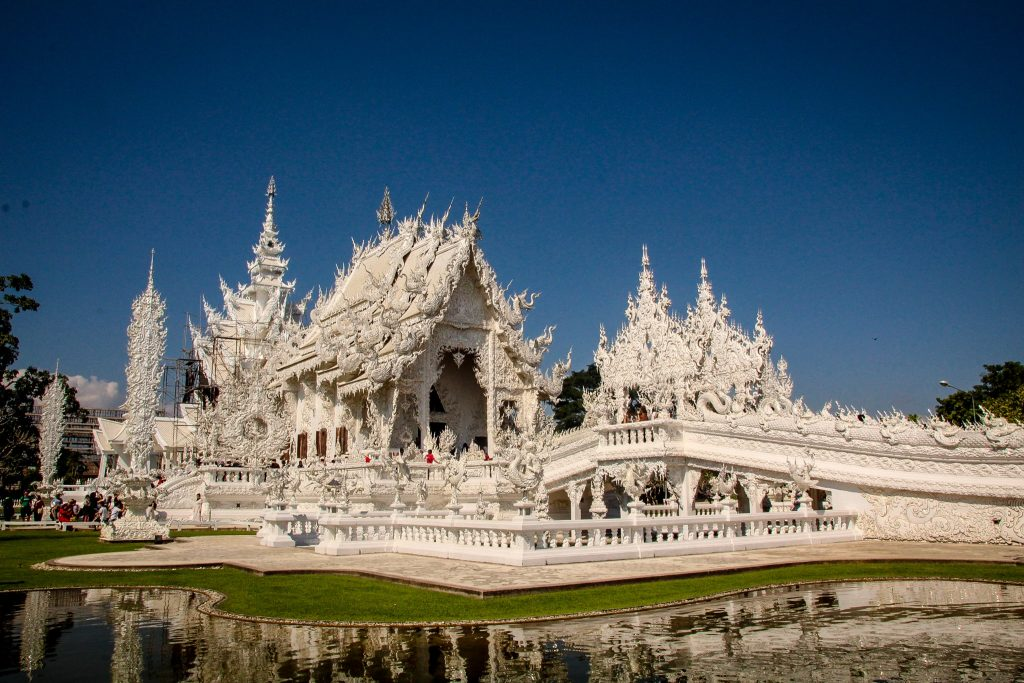 White Temple, Thailanda