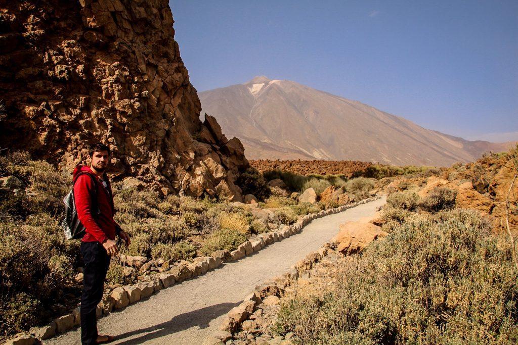 Trasee în Parcul Național El Teide