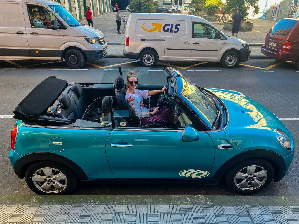 Dacă o să am vreodată o mașină a mea, Mini aș vrea.