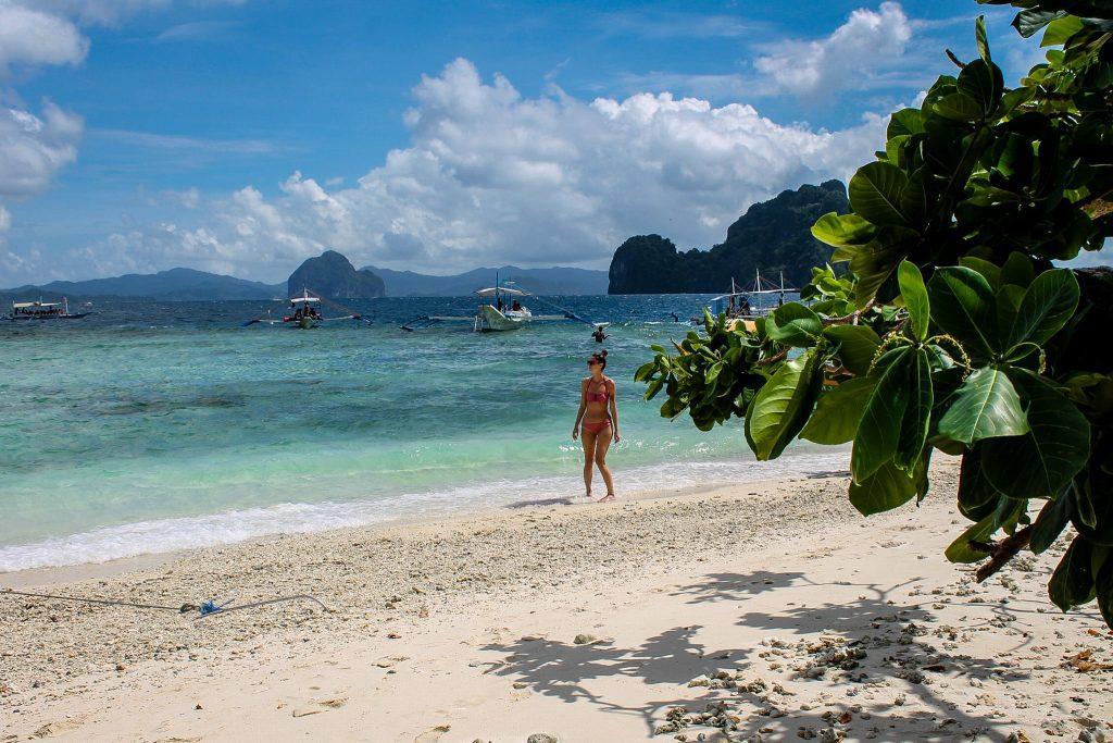 Plaje în Arhipelagul Bacuit