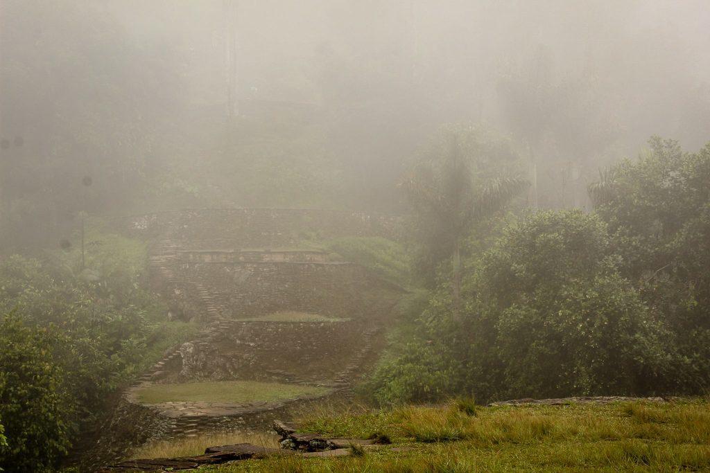 E ceață la Ciudad Perdida
