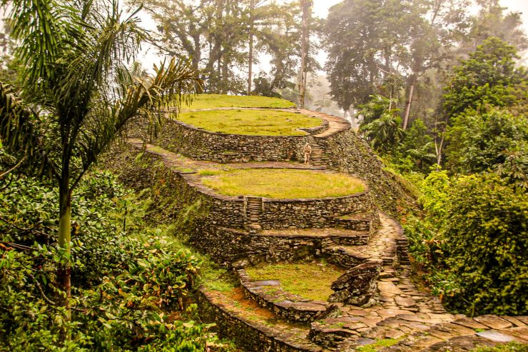 Ciudad Perdida - situl arheologic al orașului pierdut