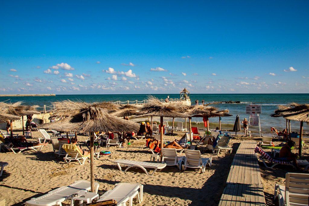 Cealaltă plajă din Balcic