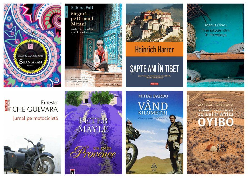 Cărți despre călătorii