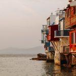 Little Venice, clădirile ce stau să se arunce în apă