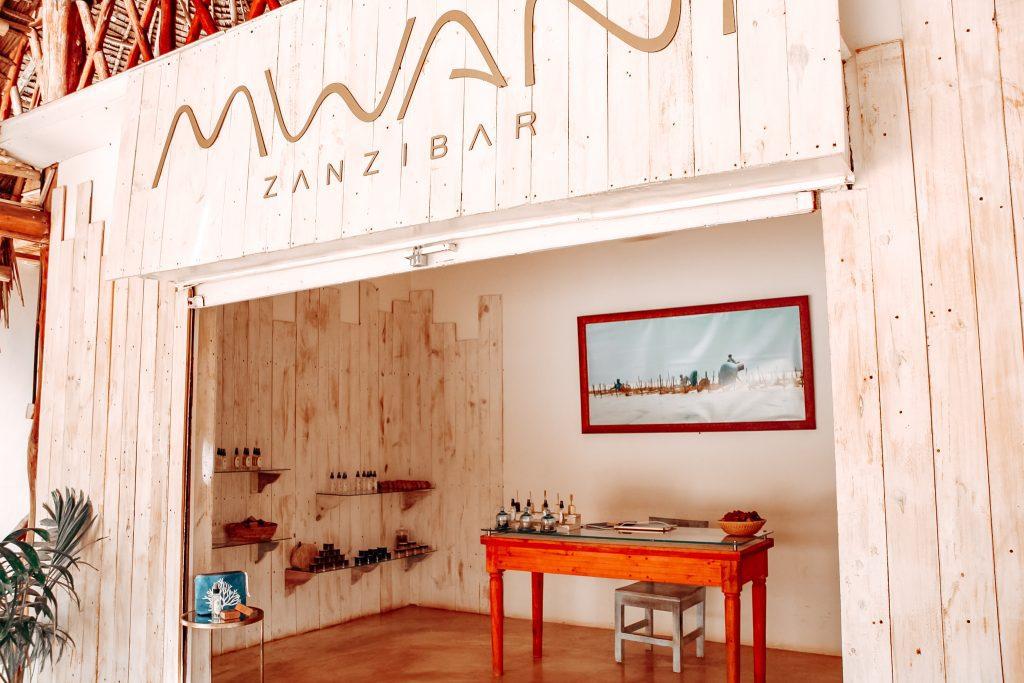 Magazinașul Mwani
