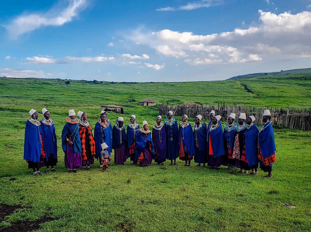 Comitetul de întâmpinare al femeilor masai
