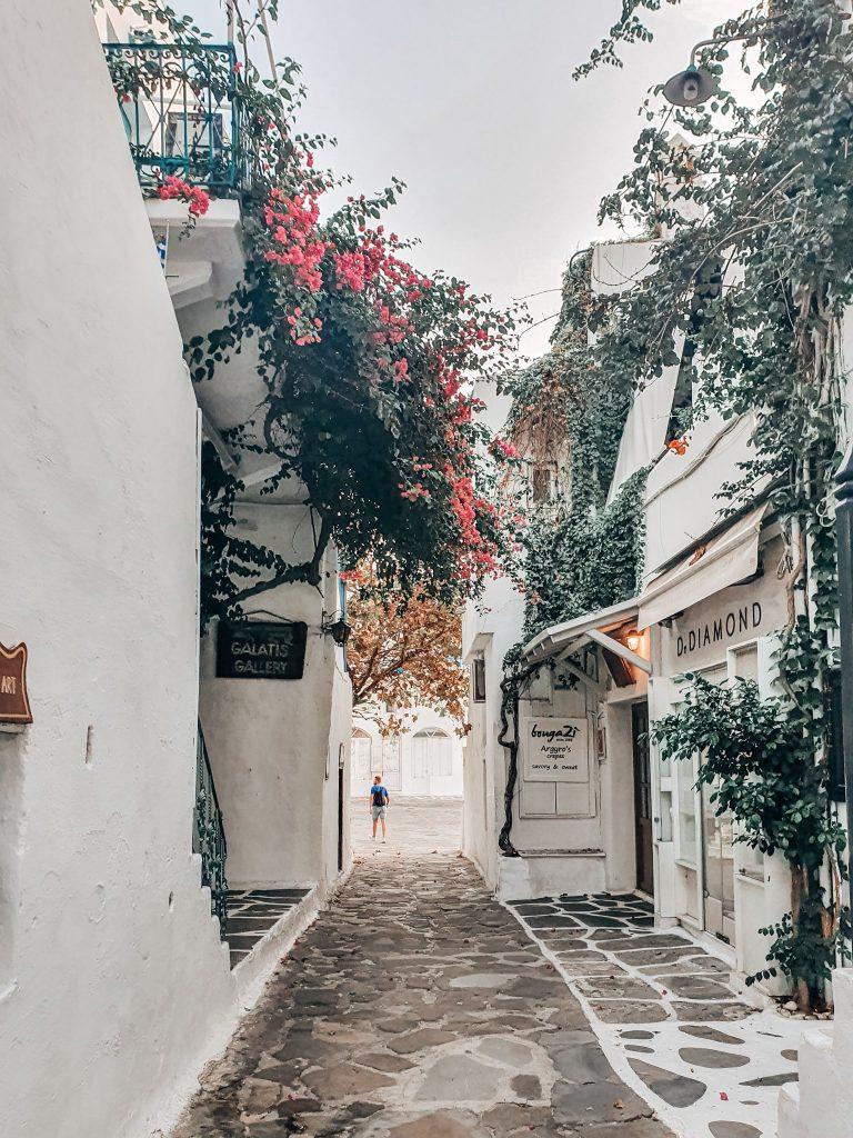Chora, Mykonos