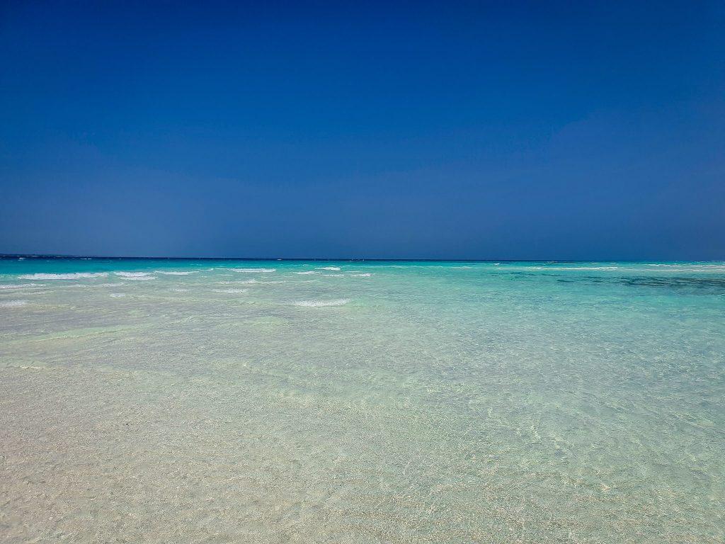Incredibila apă din Zanzibar