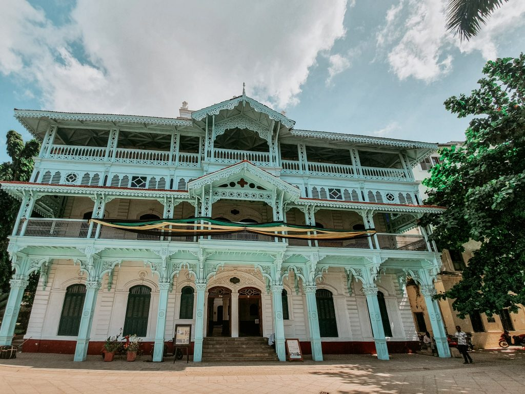 Old Dispensary, Stone Town