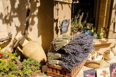 Lavanda în Provence