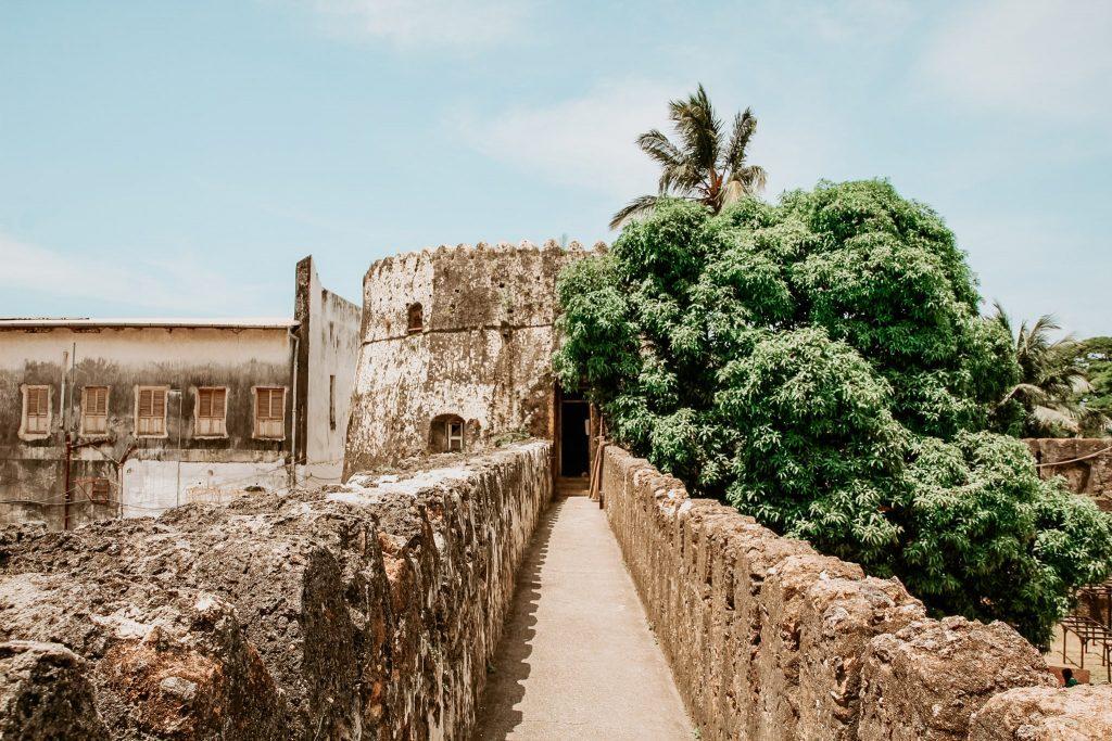 Turnul pictorilor în Old Fort, Stone Town