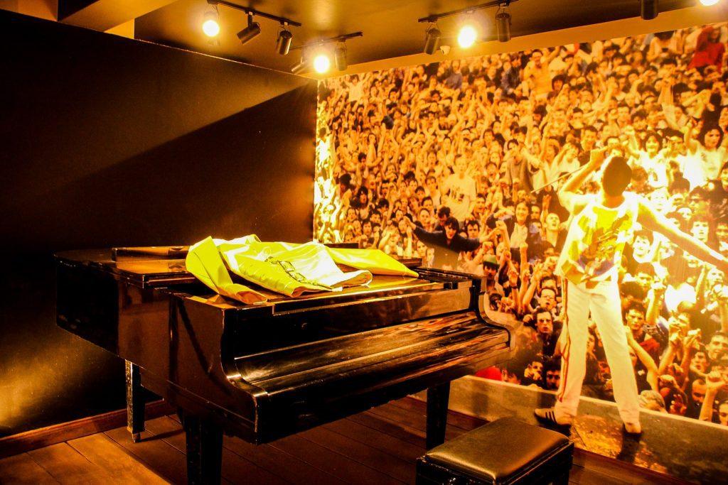 Muzeul lui Freddie Mercury