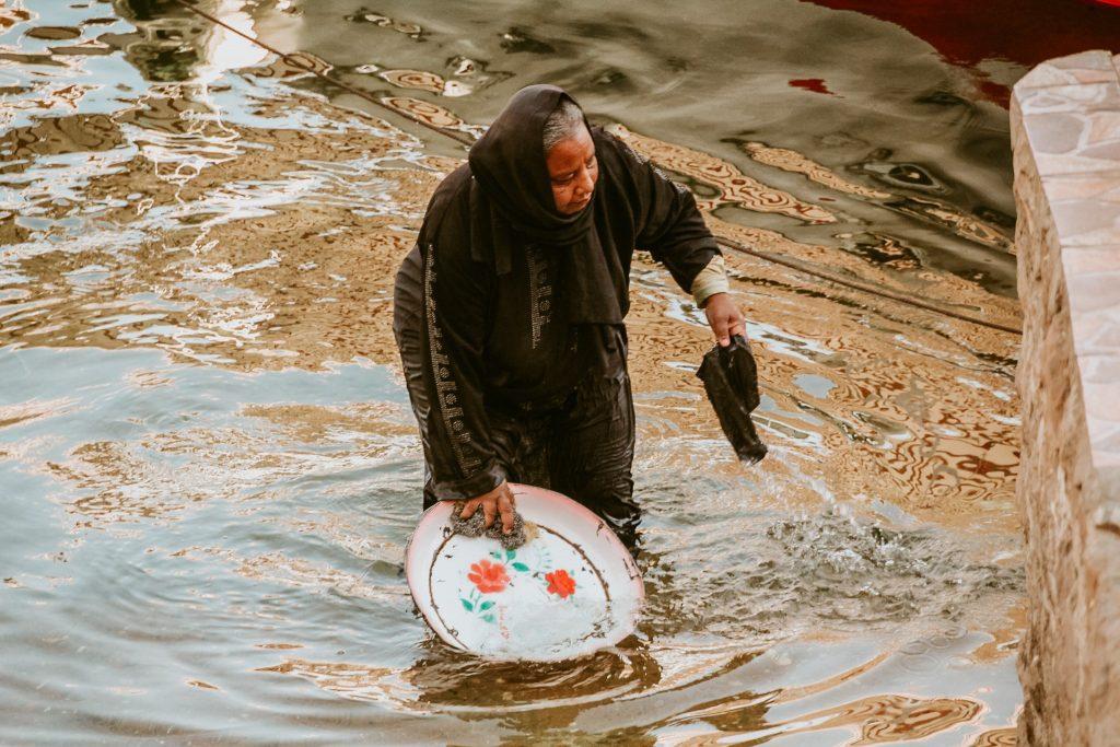 Nilul la Aswan