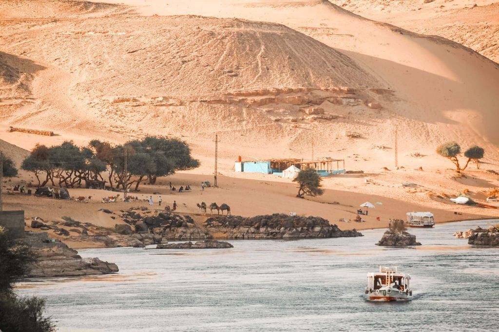 Satul nubian