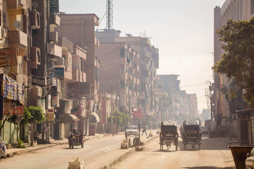 Edfu, Egipt
