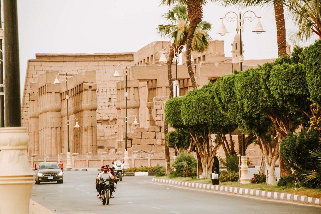 Luxor, Egipt