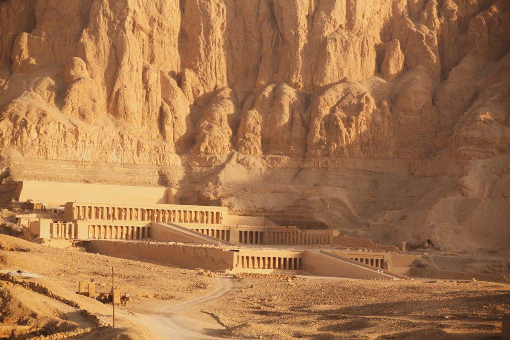 Templul mortuar Hatshepsut, Luxor