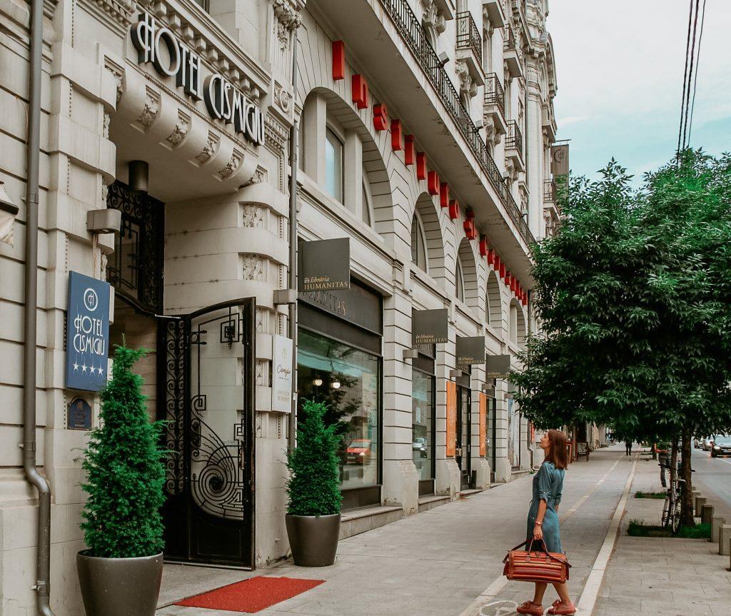 Welcome to Hotel Cișmigiu