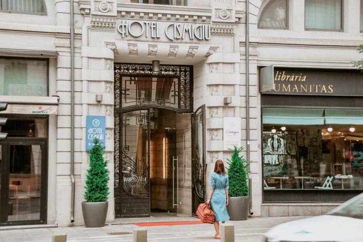 Welcome to Hotel Cișmigiu!