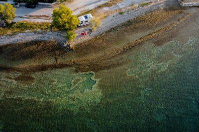 O ruloțică în Grecia