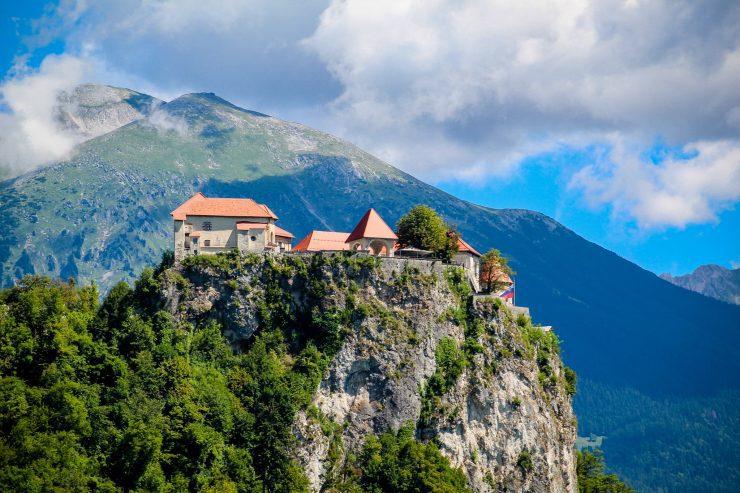 Castelul din Bled