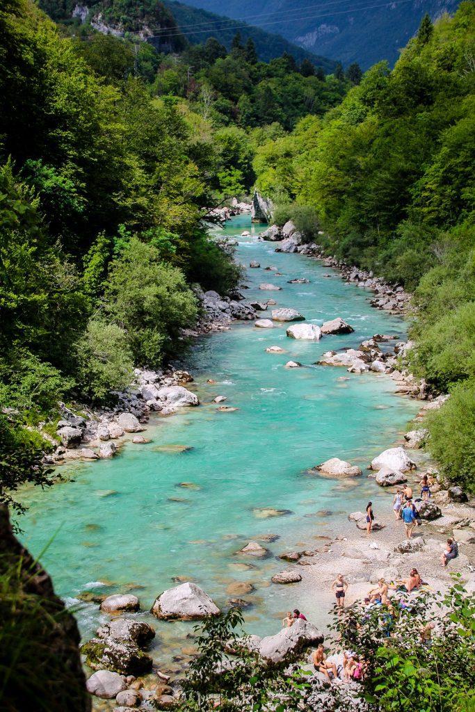 Râul Soča